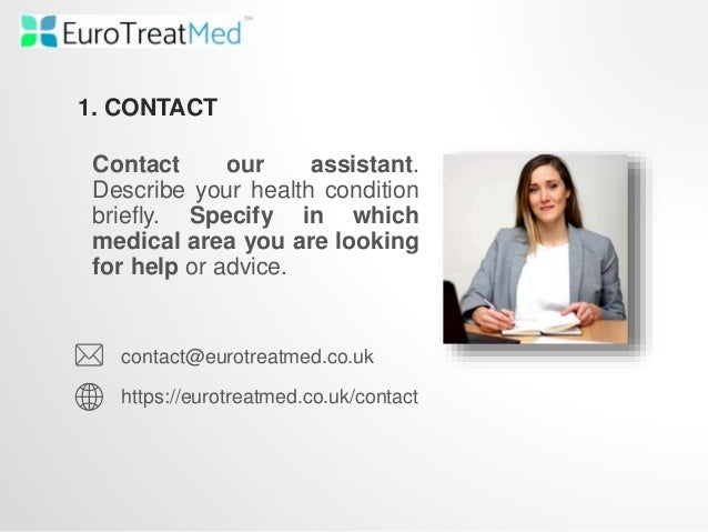 Treatment abroad - medical travel step by step Slide 2
