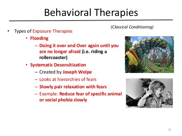 Treatment and therapy