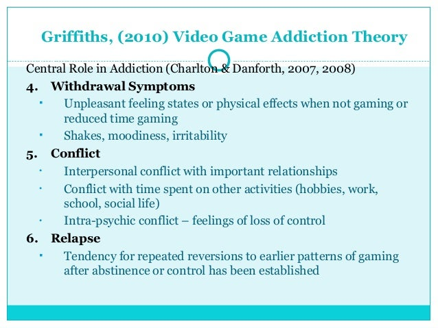 hypothesis internet addiction We aimed to assess whether internet addiction (ia) severity was related  for  this reason, the first hypothesis of this work was that alexithymic.