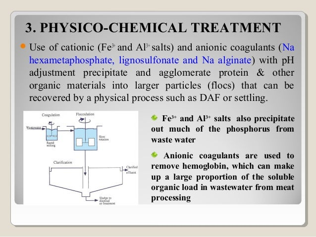 Secondary treatmentSecondary treatmentOne biological treatment system under controlledcondition Culture of microbes is m...