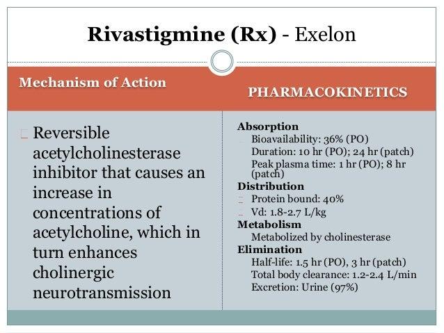 Exelon patch vs exelon pill
