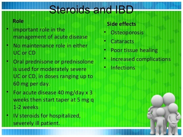 Treatment Of Ibd