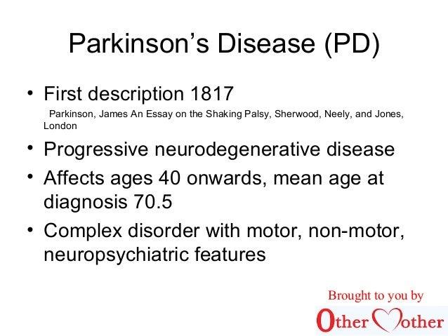 Treatment Of Parkinson S Disease