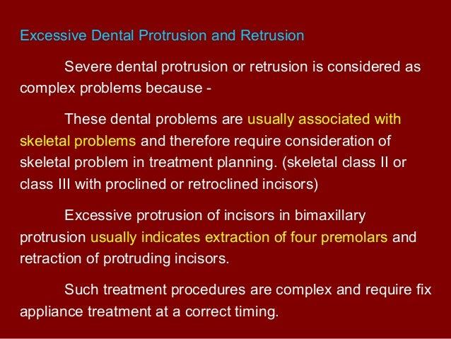 Treatment Planning in Orthodontics