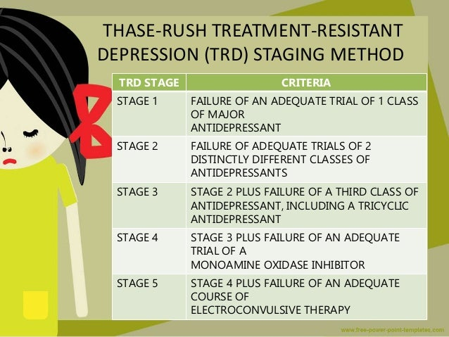 treatment of depression We review the findings in major depression of a low plasma and particularly red cell folate, but also of low vitamin b12 status both low folate and low vitamin b12 status have been found in studies of depressive patients, and an association between depression and low levels of the two vitamins is .