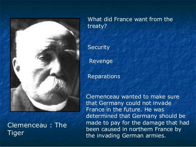 did treaty versailles punish germany The treaty of versailles brought an end to world war i, making peace between germany and the allies however, its treatment of germany laid the foundation for many of the problems that led to world war ii.