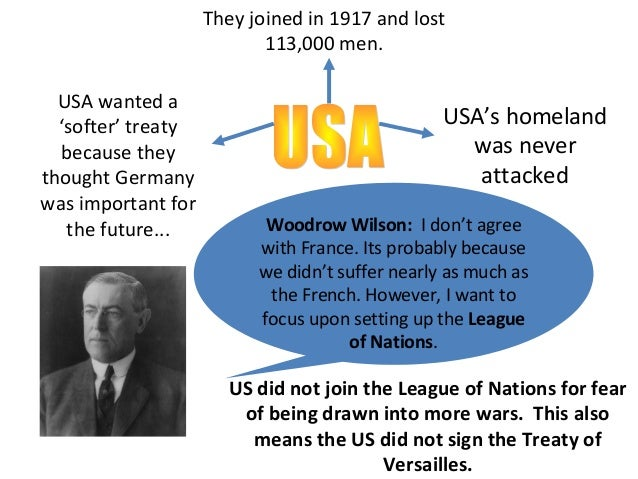 how did the treaty of versailles The treaty of versailles so what exactly did the treaty do to germany the terms of the treaty of versailles the treaty can be divided into a number of.