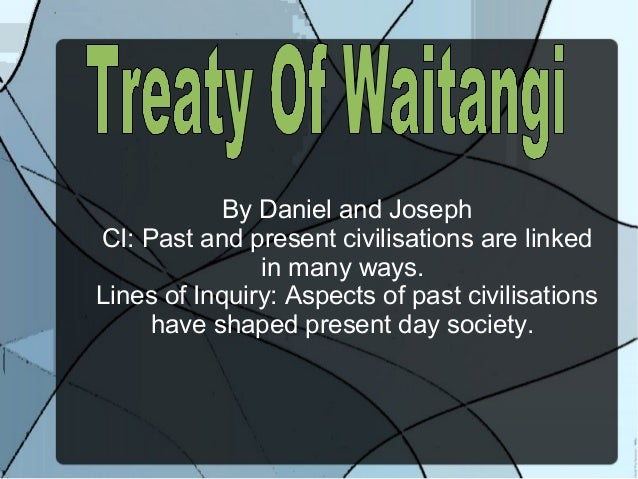 By Daniel and Joseph CI: Past and present civilisations are linked in many ways. Lines of Inquiry: Aspects of past civilis...