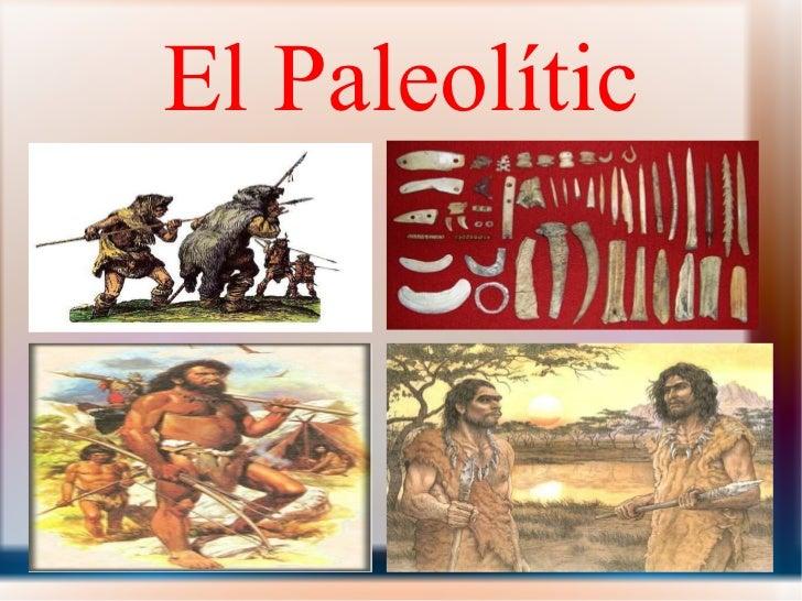 El Paleolític