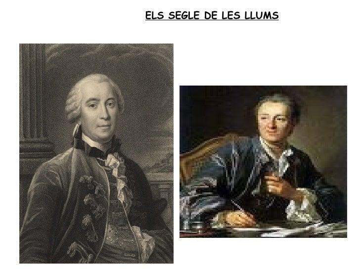 ELS SEGLE DE LES LLUMS