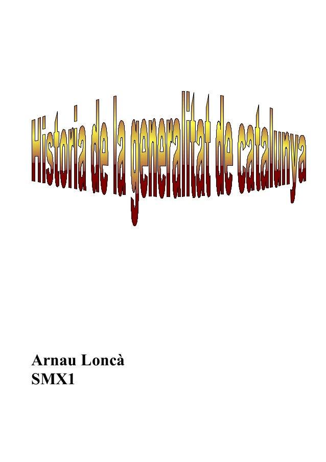 Arnau LoncàSMX1