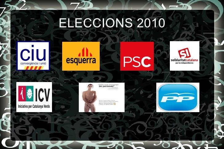 ELECCIONS 2010