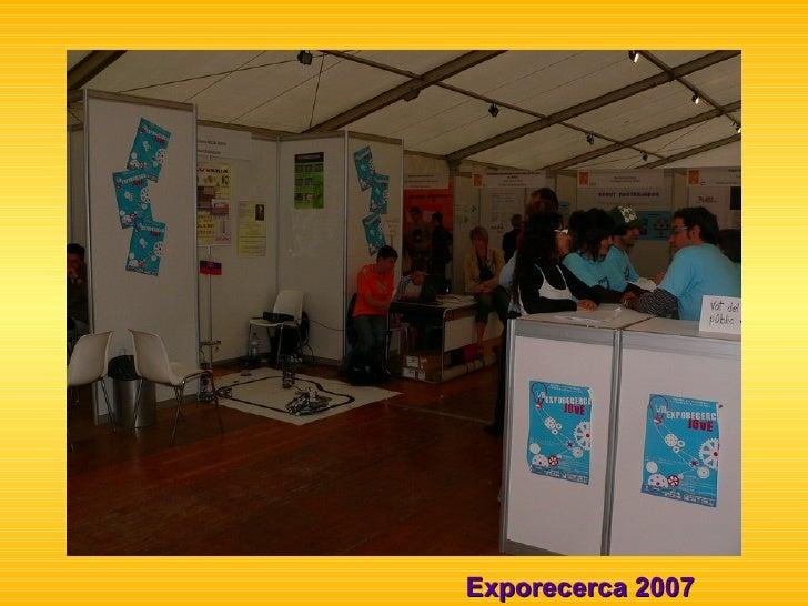 Exporecerca 2007