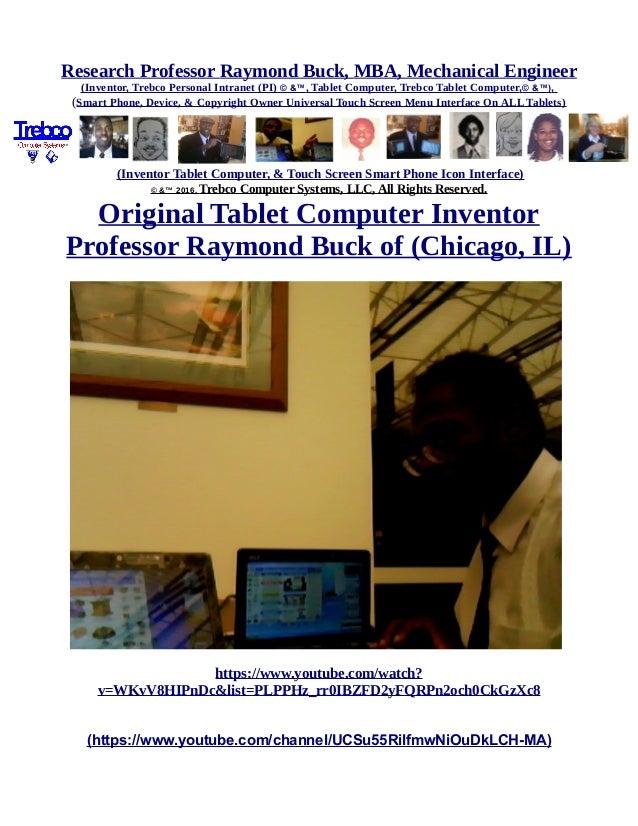 trebco tablet