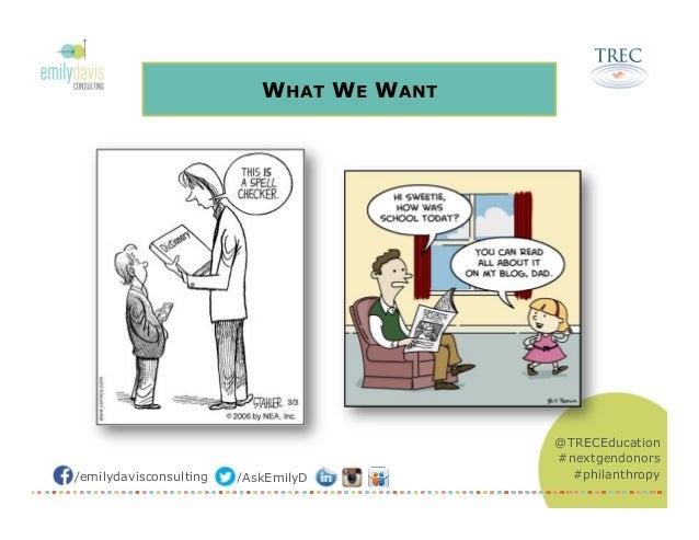 Fundraising and the Next Generation (TREC)