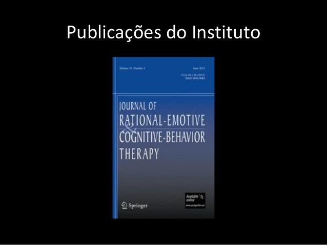 Terapia Racional Emotiva Comportamental: visão geral.