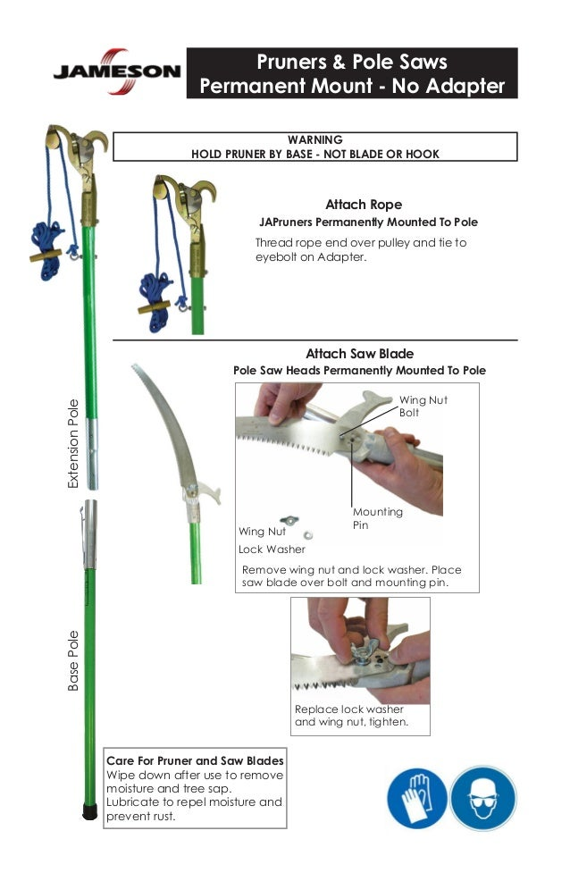 Tree tools manual 7 pruners pole saws greentooth Gallery