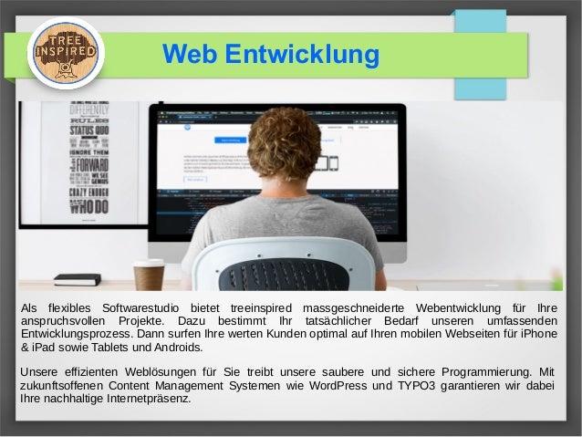 Apps & Webentwicklung Agentur St. Galler Slide 2