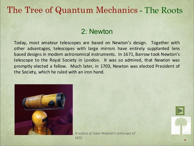 Tree Of Quantum Mechanics2