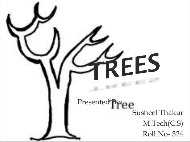 Presented By: Susheel Thakur M.Tech(C.S) Roll No- 324