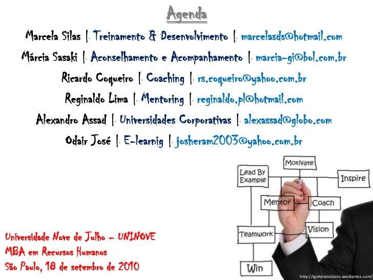Treinamento & Desenvolvimento de Equipes: Modelos, Feramentas e estratégias Slide 2