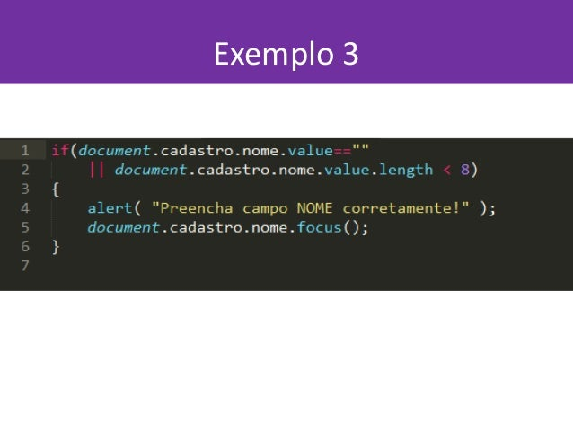 • Mudar a forma de escrever Javascript; • Aumento de produtividade; • Cross-Browser • Open Source