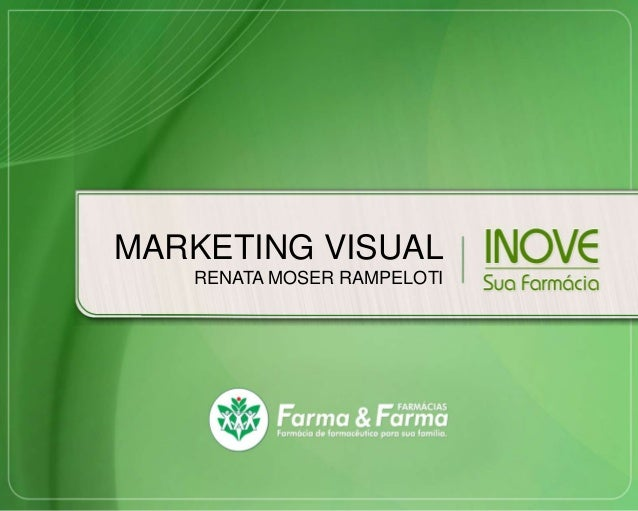 LayoutizaçãoMARKETING VISUAL   RENATA MOSER RAMPELOTI