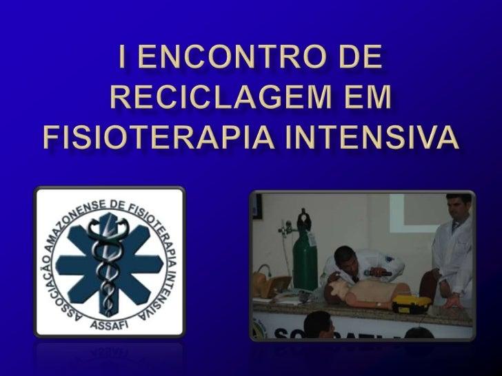    IRpA nas UTI´s = Internação = Evolui VMI;   Repercussões Musc. Insp após 24 horas   Treinamento Musc. Ventilatória =...