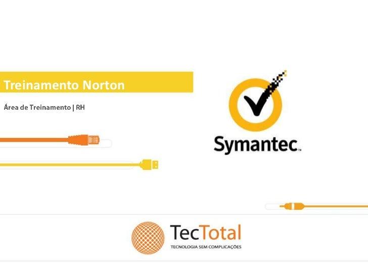 Treinamento Norton