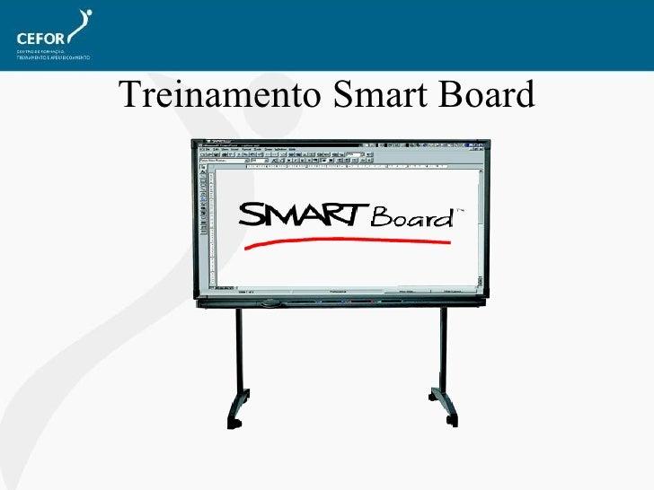 Treinamento Smart Board
