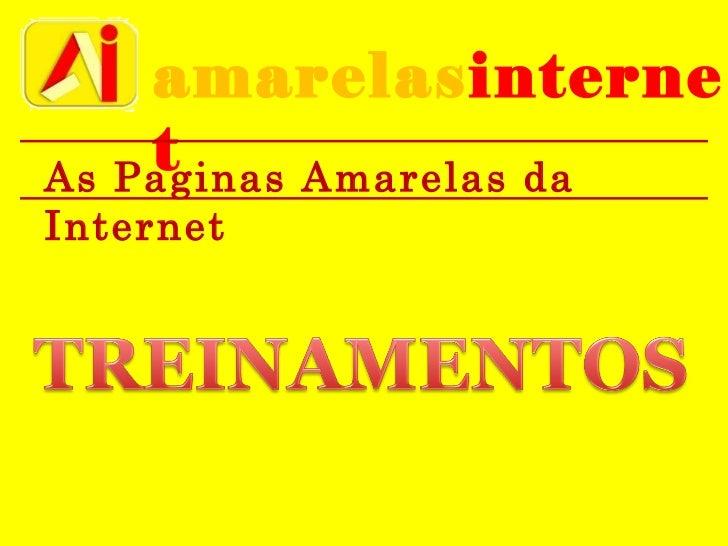 amarelas internet As Paginas Amarelas da Internet