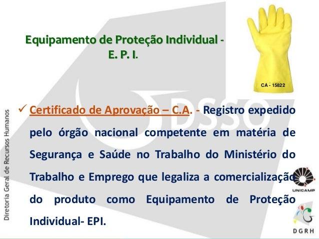 Equipamento de Proteção Individual ... a00d6fc312