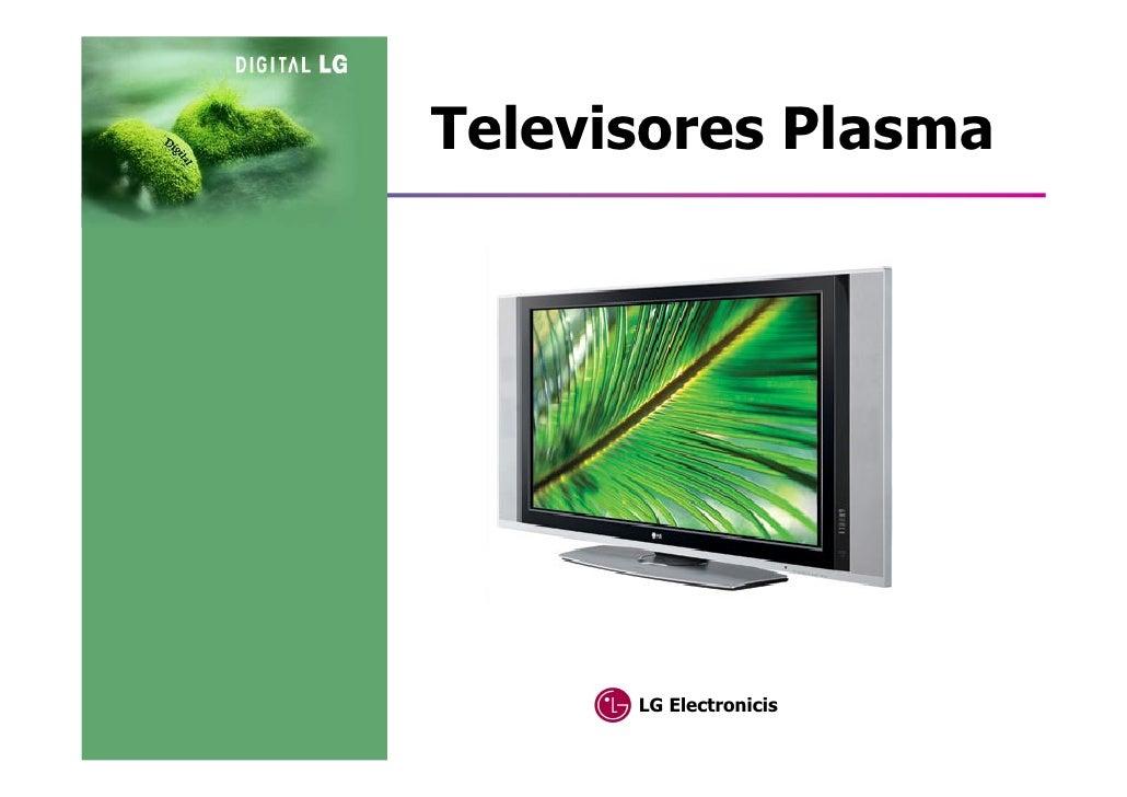 Televisores Plasma           LG Electronicis