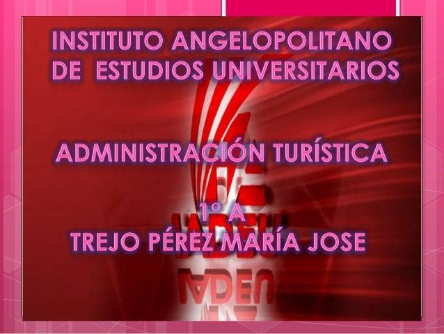 Registro de alumnaTrejo Pérez María Jose23/Octubre/1993Retorno el Carmenedificio 2departamento 101 SanJuan Bosco Puebla,Pu...