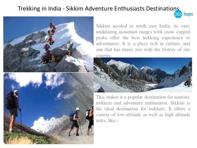 680c0b2ec8cda Trekking in India - Sikkim Adventure Enthusiasts Destinations