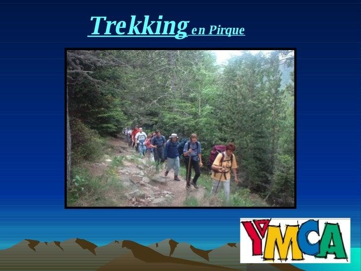 Trekking  en Pirque Trekking en Pirque