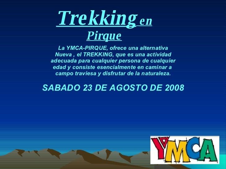 Trekking Pirque 3 Slide 2