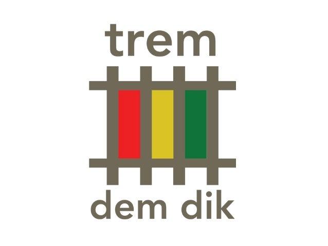 TREM DEM DIK Do que se trata o Projeto? • Em wolof, Dem DIK significa ir e vir • Viagem de cunho cultural à Senegal em Dez...
