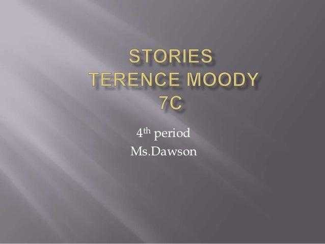 4th periodMs.Dawson