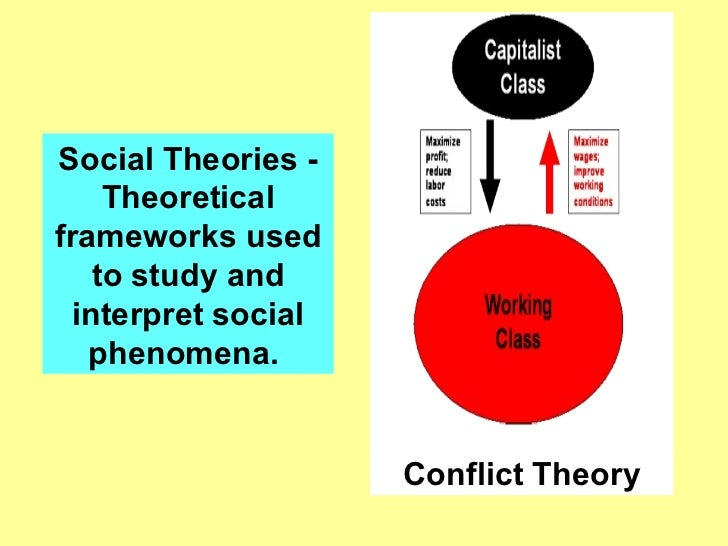an analysis of functionalism and conflict theory Functionalism is defined as the analysis of social and functionalism vs conflict theory society that functionalist believe in conflict theorists.