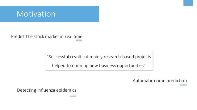 Trend detection and analysis on Twitter Slide 3