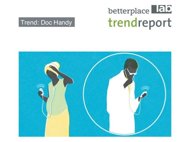 Trend: Doc Handy!