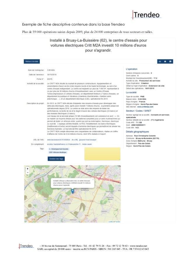 Trendeo synthèse investissements verts nov2018 Slide 2