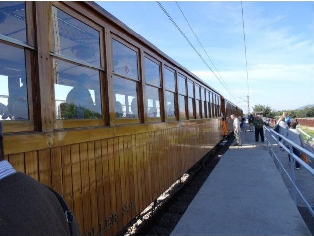 Tren de Sóller Slide 3
