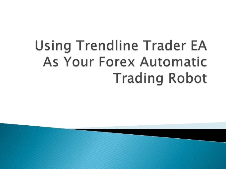 Automated trading robot forex