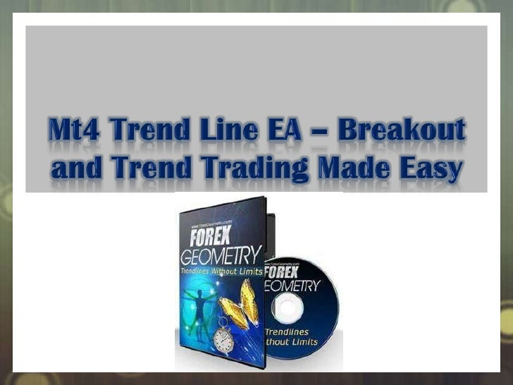 Introducing a new trend line EA toolreleased for the Forex Meta-trader 4 tradingplatform. This trend line trading EA comes...