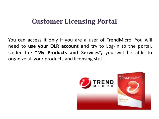 How to use CLP to register in Trend Micro?