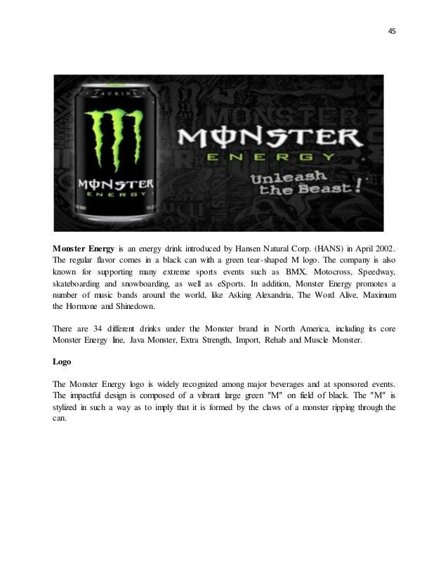 Alternative Drink Industry Analysis