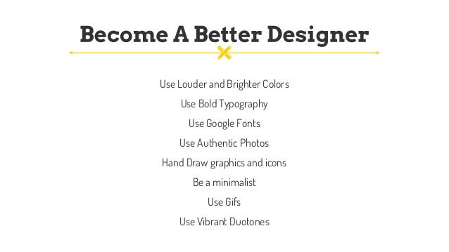 Graphic design trends that will take over 2017 Slide 2