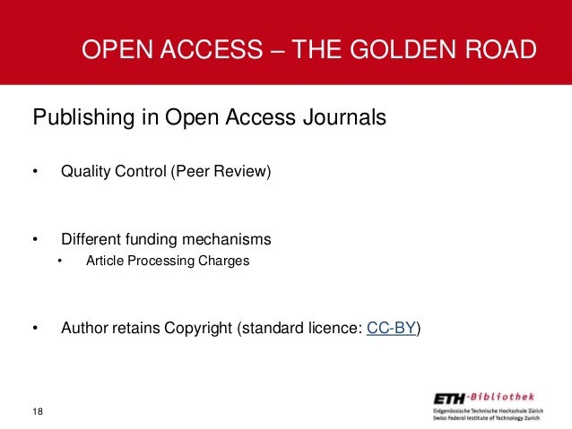 Trends in Scholarly Publishing